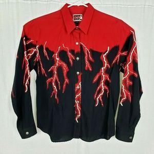 Brooks Dunn Panhandle Slim Western Lightning Shirt